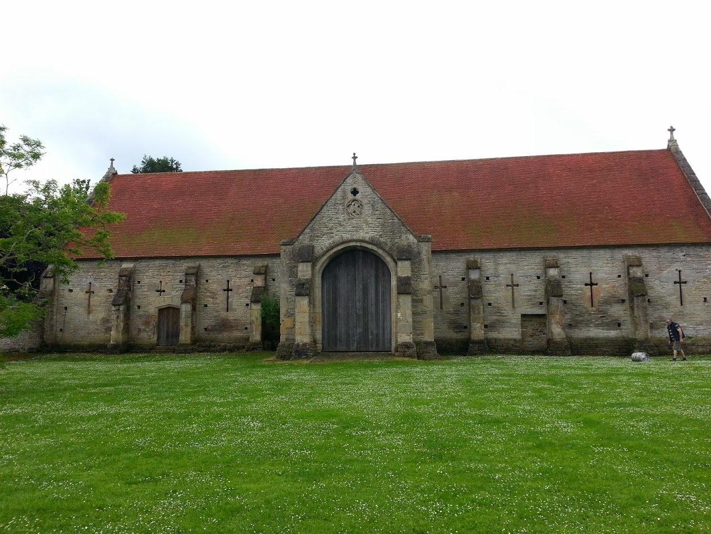 Pilton Tithe Barn